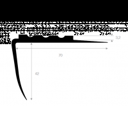 RäckeList 30mm Svart
