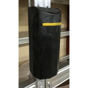 Gummibuffert till pallhylla - 75mm