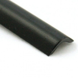 Låskiler PVC 9.5mm Silver/Grå