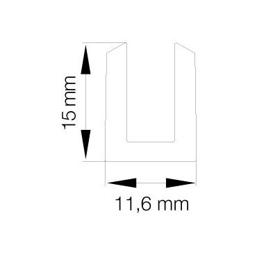 Primo 0559 Klar til 6mm