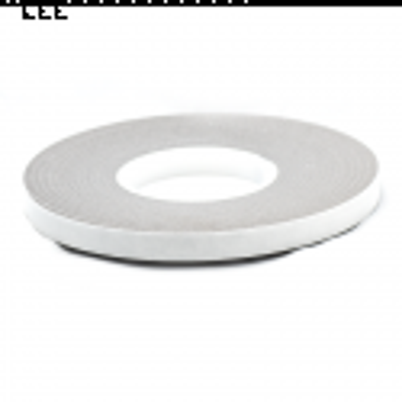 Komprimerande tätningslist - 15 x 3-15mm - GRÅ