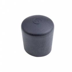 5mm ändpluggen runda