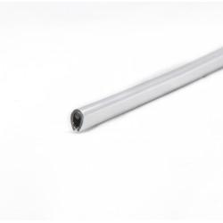 Kantlist Krom 1-4mm PVC