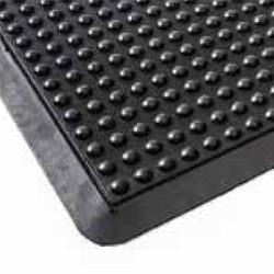 Ergonomisk knopp stå/avlastningsmatta - 900 x 600mm