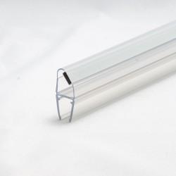 Duschprofil 45° N/S magnetisk dörrprofil