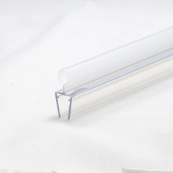 Duschprofil 360 13mm med sida & topptätning