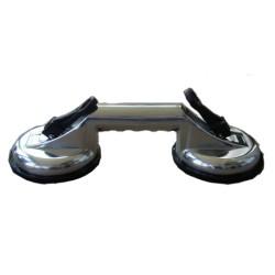 Glaslyftare dubbel modell i metall till 80 kg