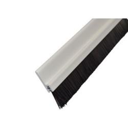 Borstlist i plast 35/15mm  - 1 meter