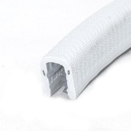 Kantlist - 3-5mm - PVC - GRÅ
