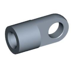 Öga Ø8,5mm Stål