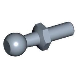 Boll Ø10mm Stål