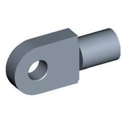 Öga Ø6,1mm Stål