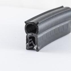 Kantlist 2-3mm med topptätning