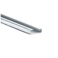 Skena i aluminium - 18/10mm