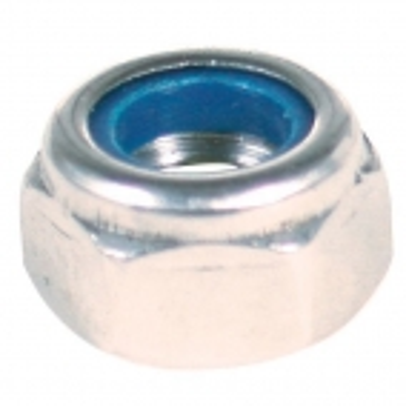 Rostfri A2 låsmutter - M5